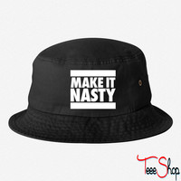 Make It Nasty bucket hat