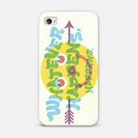Whatever Happens Happens | Design your own iPhonecase and Samsungcase using Instagram photos at Casetagram.com | Free Shipping Worldwide✈
