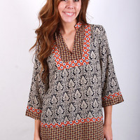 Page 6 Boutique - Travel On Tunic