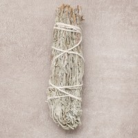Wild Mountain Sage, Frankincense, Myrrh Smudge & White Copal Resin