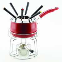 Rachael Ray - 2-Quart Fondue Set