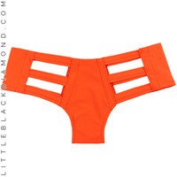 Solid Cutout Bottoms