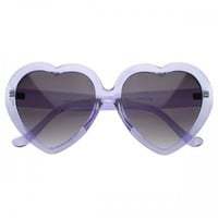 PURPLE HEART SUNGLASSES.