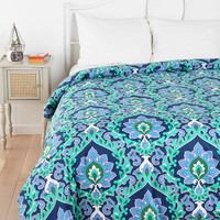 Urban Outfitters - Floral Medallion Duvet Cover