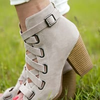 Brie Strappy Heels