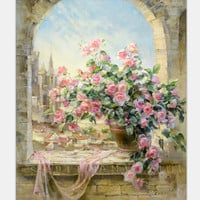 Frameless DIY Oil Painting By Numbers On Canvas Modern Realist Wall Pictures Paint For Living Room Home Decor Wall Art H503