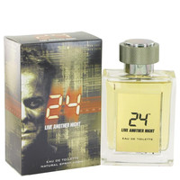 24 Live Another Night by ScentStory Eau de Toilette Spray (Tester) 3.4 oz