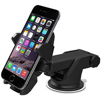 Cell Phone Car Mount Holder for iPhone 6s Plus 6s 5s 5c Samsung Galaxy S7 Edge S6 S5 Note 5 4