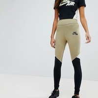 Nike Colourblock Leggings at asos.com