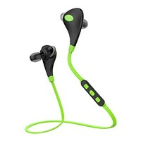 Bluetooth 4.1 Headset Cobra R18 Hands-Free Sports Music Headphone In-Ear Neckband Earphone Wireless Earbuds Supports CSR, DSP with Mic and Voice Prompt for Smart Phones