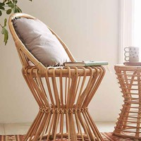 Magical Thinking Luna Rattan Chair