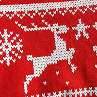 Reindeer Snowman Ugly Christmas Sweater Party Alternative Xmas Winter Holiday T-Shirt T Shirt Gift Idea Geek Snow Flake Mens Ladies Womens