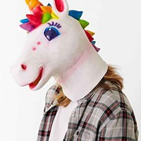 Lisa Frank X UO Markie Unicorn Mask- Multi One