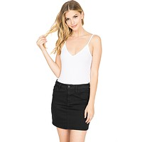 Timeless Mini Skirt