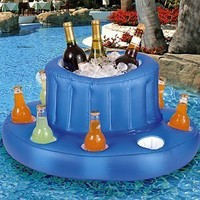 Inflatable Pool Bar Floating Water Swimming BRAND NEW!! on eBay!