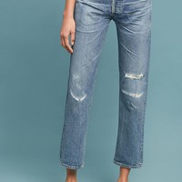 Citizens of Humanity Gia High-Rise Straight Jeans