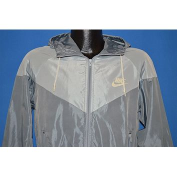 80s Nike Windbreaker Running Jacket Small