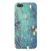 Dance Your Fears Away iPhone4 Case from Zazzle.com
