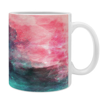 Allyson Johnson Cotton Candy Coffee Mug