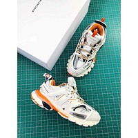 Balenciaga Tess S. Gomma Trek Track Trainers Low Top Sneakers
