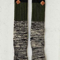 Stance Cook Sock- Olive One