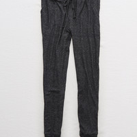 Aerie Plush Harem Pant, Charcoal Heather