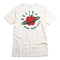 City Space T-Shirt Cream