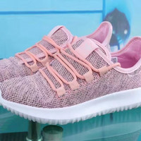 """""""Adidas"""" Fashion Casual Knit Fly Line Unisex Sneakers Couple Running Shoes"""
