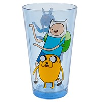 Adventure Time - Finn Jake Fionna And Cake Pint Glass