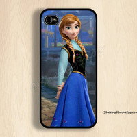 iPhone 5/5s, 5c, 4/4s & Samsung Galaxy S4, S3 cases | Disney Movies / Frozen Movie / Princess Anna iPhone 5 case