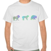 Lions, Tigers & Bears T-Shirt
