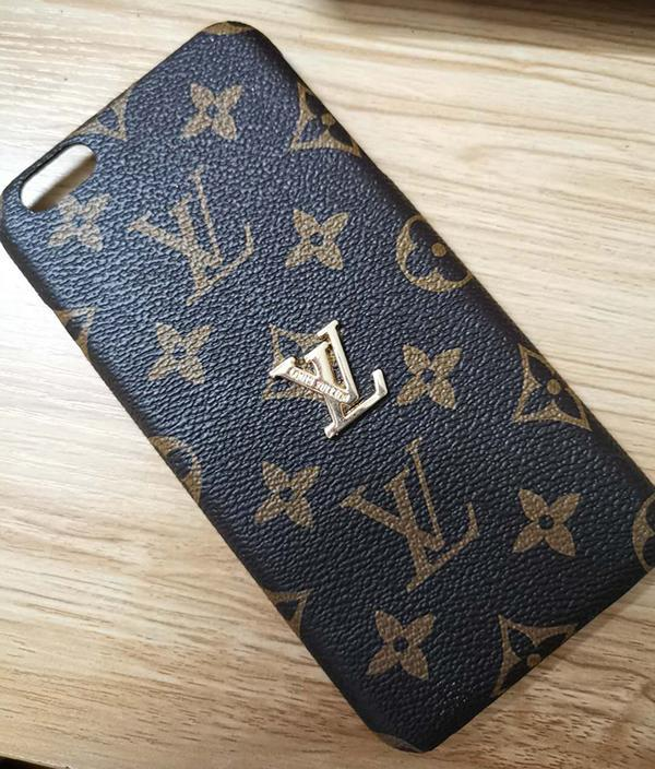 Image of LV Fashion Print iPhone Phone Cover Case For iphone 6 6s 6plus 6s-plus 7 7plus