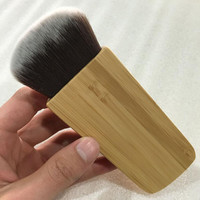 Hot Cute Bamboo Handle Foundation Brush