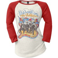 The Beatles - Good Day Sunshine Juniors Raglan
