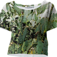 Cacti Crop created by PoseManikin | Print All Over Me