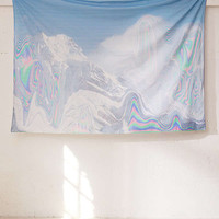 Dom Sebastian Glacier Glitch Tapestry | Urban Outfitters