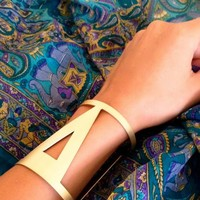 Cuff - Victoire - Gold by Adin & Royale