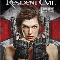 Resident Evil Collection [6 Discs] [Blu-ray]