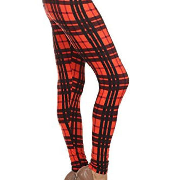Always Leggings with Incredible Print Design and Fit -Ladies Tights and Leggings