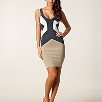 Tribal Danni Strap Dress, French Connection