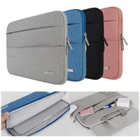 Laptop Bags Sleeve Notebook Case for Macbook Dell HP Asus Acer Lenovo 11 12 13 14 15 15.6 inch Cover for Retina Pro 13.3""