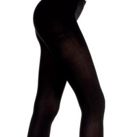 Black Opaque Gothic Tights