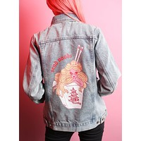Take Out Denim Jacket