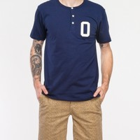 Obey Campus S/S Henley