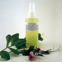 Vegan Leave in Spray Hair Conditioner - 4 oz 118 ml - Restores Managability After Shampooing Promotes Shine