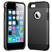 Dual Anti Shock Protective Case for iPhone 5/5S