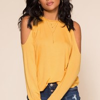 Back To Basics Top - Honey