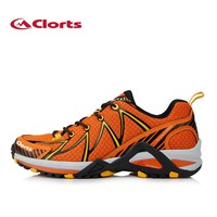 Clorts Men Running Shoes Lightweight Outdoor Sports Shoes Breathable Mesh Running Sneakers for Men 3F016A/B