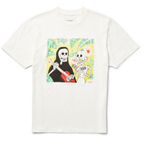 Our Legacy - Misanthropic Love Printed Cotton-Jersey T-Shirt