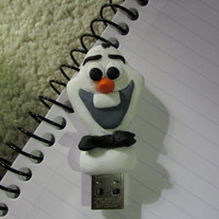 Olaf Frozen 16GB to 256GB Flash Drive